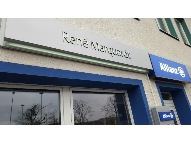 Logo von Allianz Vertretung Rene Marquardt