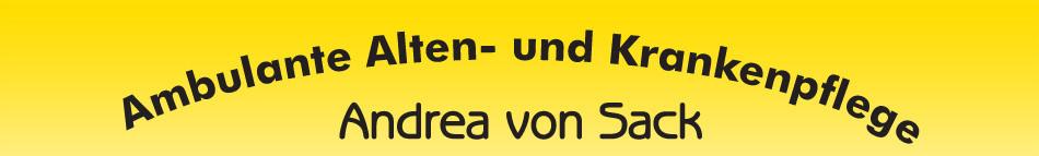Bild zu Ambulante Alten und Krankenpflege Andrea von Sack in Viernheim