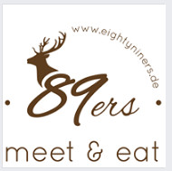 Logo von eightyniners meet & eat