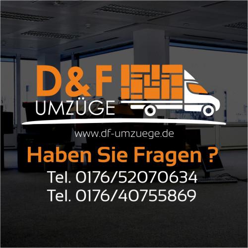 Logo von D&F Umzüge