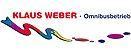Firmenlogo: Omnibusbetrieb Klaus Weber