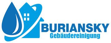 Logo von Gebäudereinigung Buriansky