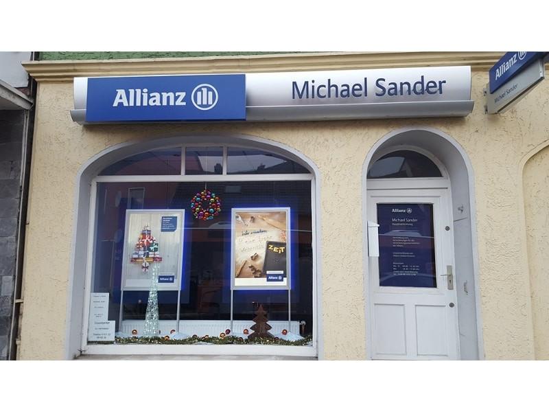 Allianz Hauptvertretung Michael Sander