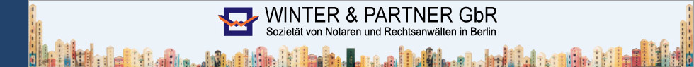 Rechtsanwalt Winter & Partner GbR