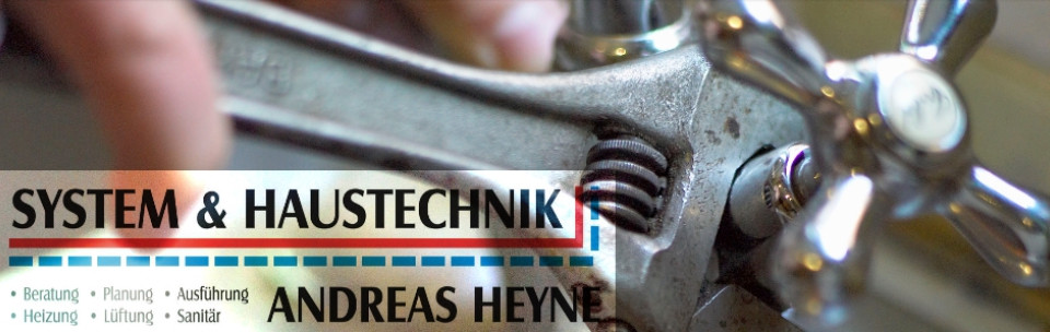 Bild zu System & Haustechnik Andreas Heyne in Lengenfeld im Vogtland