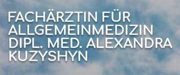 Bild zu Kuzyshyn, Alexandra Fachärztin f. Allgemeinmedizin in Berlin