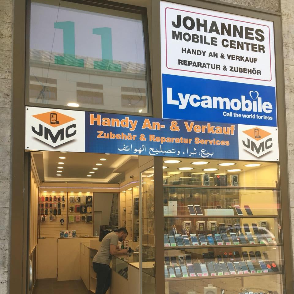 Bild zu JMC - Johannes Mobile Center in München