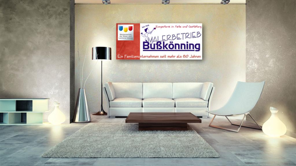 Bild zu Malerbetrieb Bußkönning in Borken in Westfalen