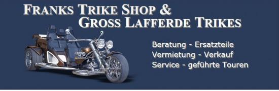 Logo von Franks Trike Shop
