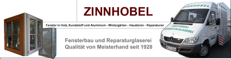 Bild zu Fensterbau Zinnhobel OHG in Gerbrunn