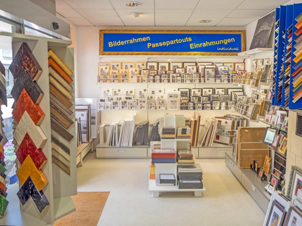 Bilderrahmen Einzelhandel Fellbach (70734) - YellowMap