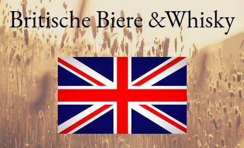 Kali´s Britische Biere & Whisky