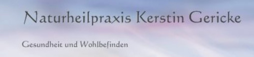 Bild zu Naturheilpraxis Kerstin Gericke in Wolsdorf Kreis Helmstedt
