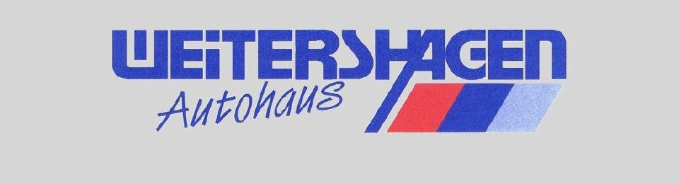 Logo von Autohaus Weitershagen