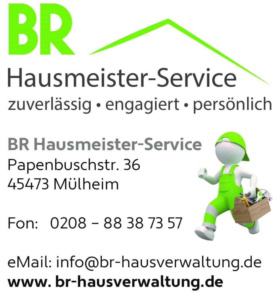 Bild zu BR Hausverwaltung und Hausmeisterservice in Mülheim an der Ruhr