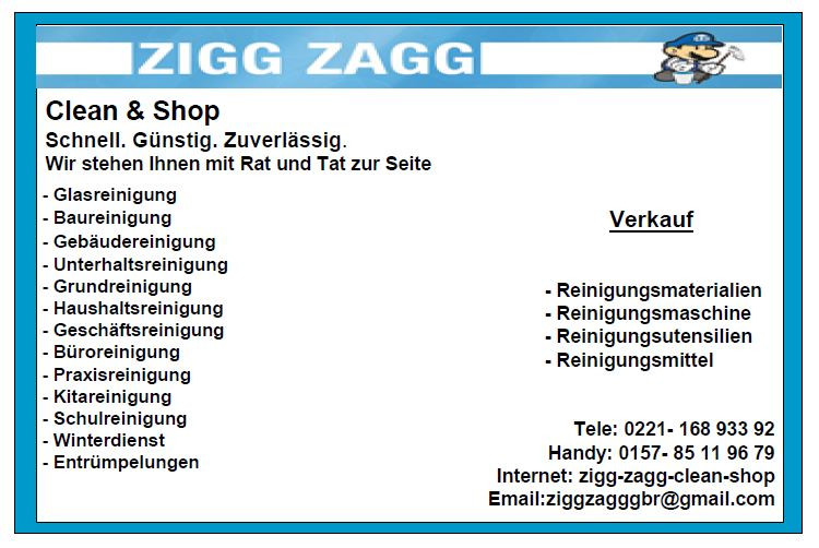 Reinigung Köln 51061 Yellowmap