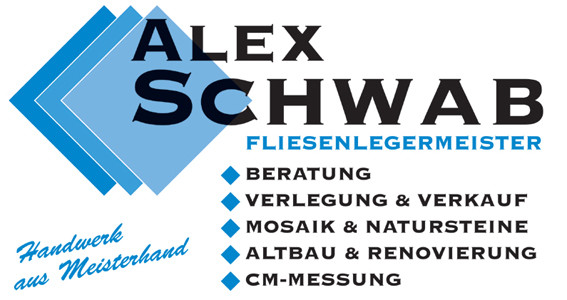 Bild zu Alex Schwab Fliesenlegermeister in Langquaid