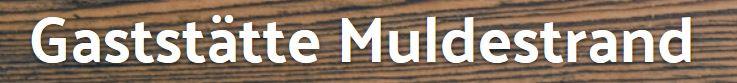 Logo von Gaststätte Muldestrand