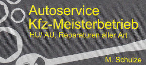 Logo von Autoservice Mario Schulze