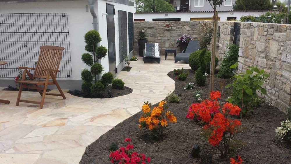 Bild der Die Gartengestalter GmbH