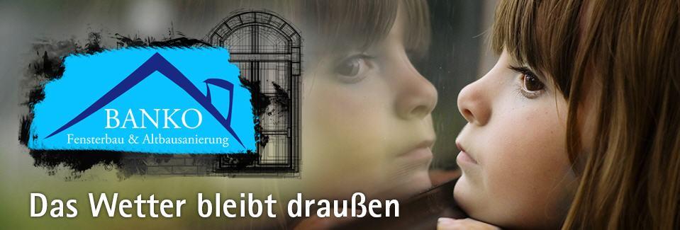 Bild zu Banko Fensterbau & Altbausanierung GmbH in Unterschleißheim