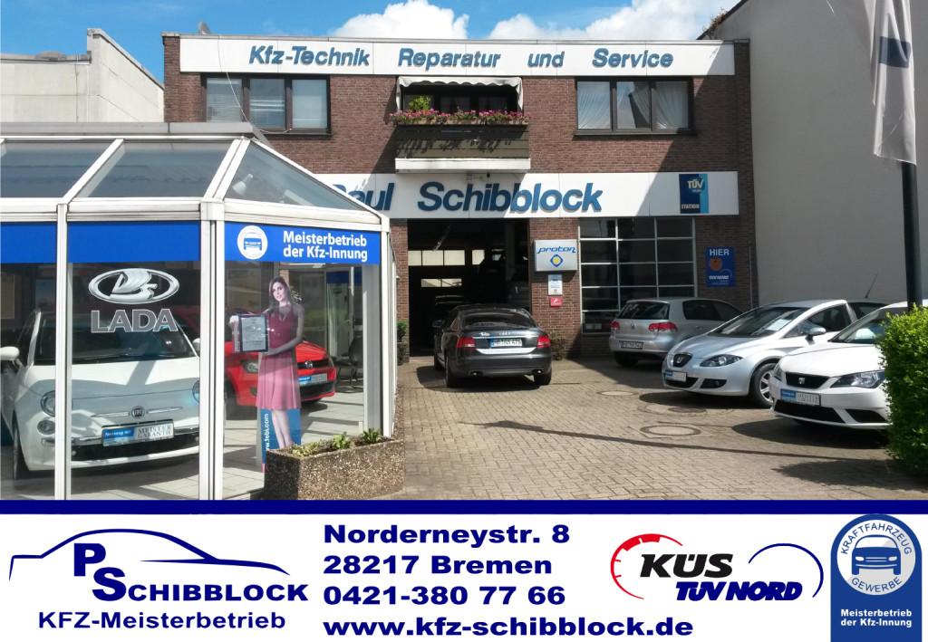 Bild der Autohaus P. Schibblock – KFZ Meisterbetrieb