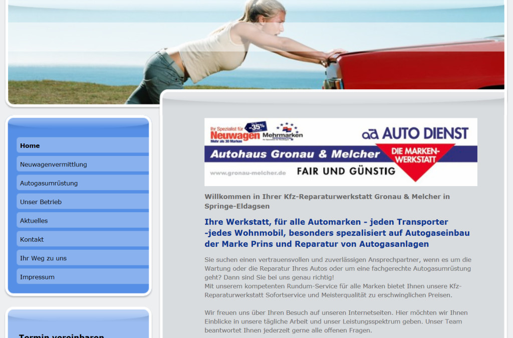 Bild der Autohaus Gronau & Melcher GmbH