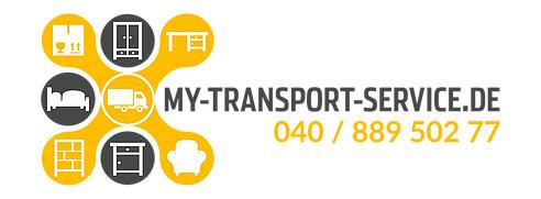 Bild zu My Transport Service Inh. Daniel Wartmann in Hamburg