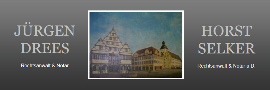 Bild zu Drees Selker Notar. Rechtsanwälte in Paderborn