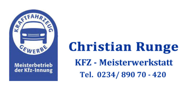 Bild zu Christian Runge KFZ-Meisterbetrieb in Bochum