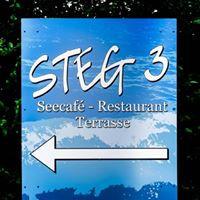 Bild zu Steg 3 Seecafe - Restaurant in Essen