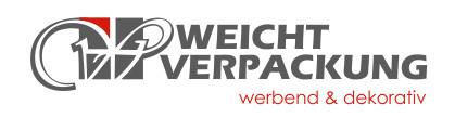 Logo von WEICHT VERPACKUNG