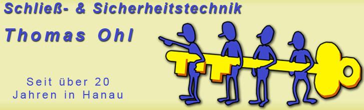 Bild zu Schließ- und Sicherheitstechnik Thomas Ohl 24h in Hanau
