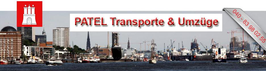 Bild zu PATEL Transporte & Umzüge in Hamburg