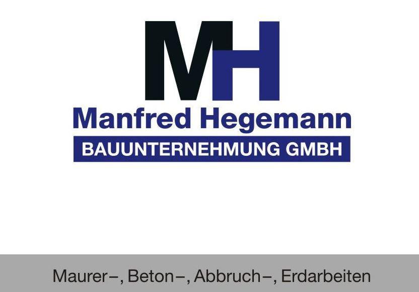 Bild zu Manfred Hegemann Bauunternehmung GmbH in Bergisch Gladbach