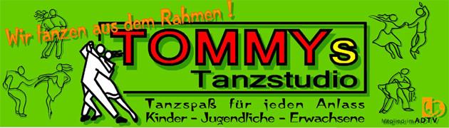 Logo von Tommys Tanzstudio Tanzschule