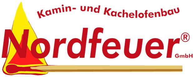 Logo von Nordfeuer Kamin- und Kachelofenbau GmbH