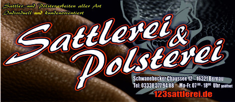 Bild zu 123 Sattlerei & Polsterei UG in Bernau bei Berlin