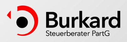 Bild zu Burkard Steuerberater Partnerschaftsgesellschaft in Karlsruhe