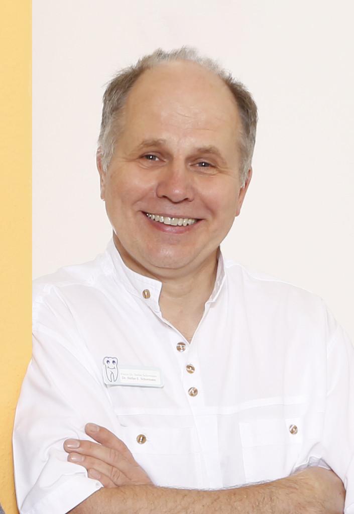 Logo von Zahnarzt Dr. Stefan E. Schormann, MSc Implantologie