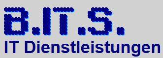B.IT.S. IT Dienstleistungen UG (haftungsbeschränkt)