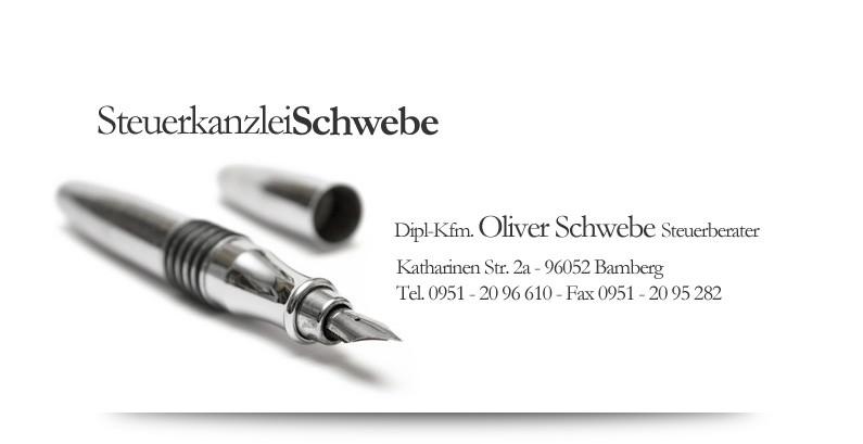 Bild zu Steuerkanzlei Schwebe in Bamberg