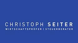 Logo von Dipl.-Kfm. Christoph Seiter Steuerberater/Wirtschaftsprüfer