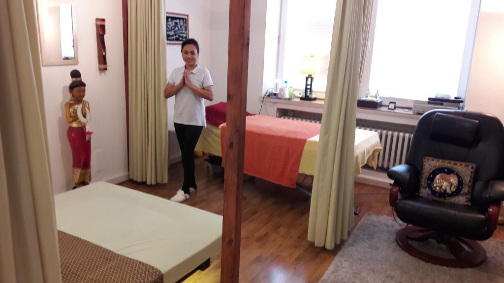 Phonthip thai massage essen