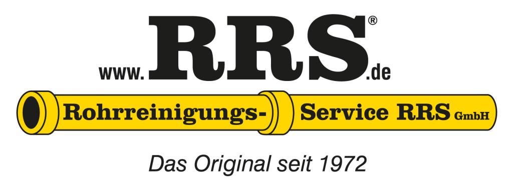 Logo von Rohrreinigungs-Service RRS GmbH