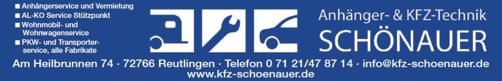 Bild zu Anhänger- und KfZ-Technik Schönauer Inh. Martin Schönauer in Reutlingen