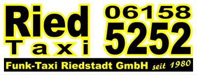 Bild zu Funk-Taxi Riedstadt GmbH Herr Heinz Schneider in Riedstadt