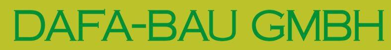Bild zu DAFA-Bau GmbH in Falkensee