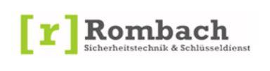Rombach Sicherheitstechnik u. Schlüsseldienst