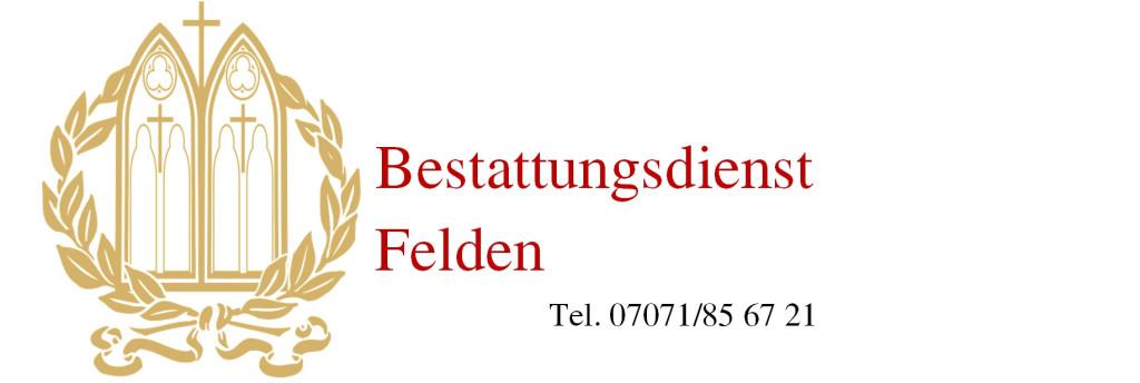 Bild zu Bestattungsdienst Felden Tübingen in Tübingen